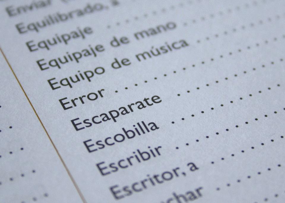 zwroty w języku hiszpańskim